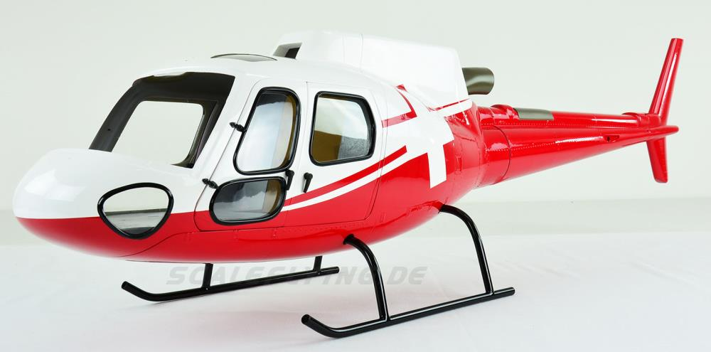 AS350 Swiss Helicopter