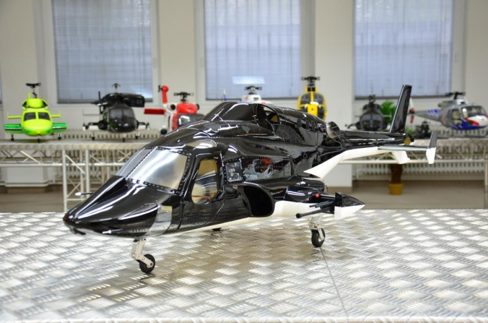 Airwolf Extended
