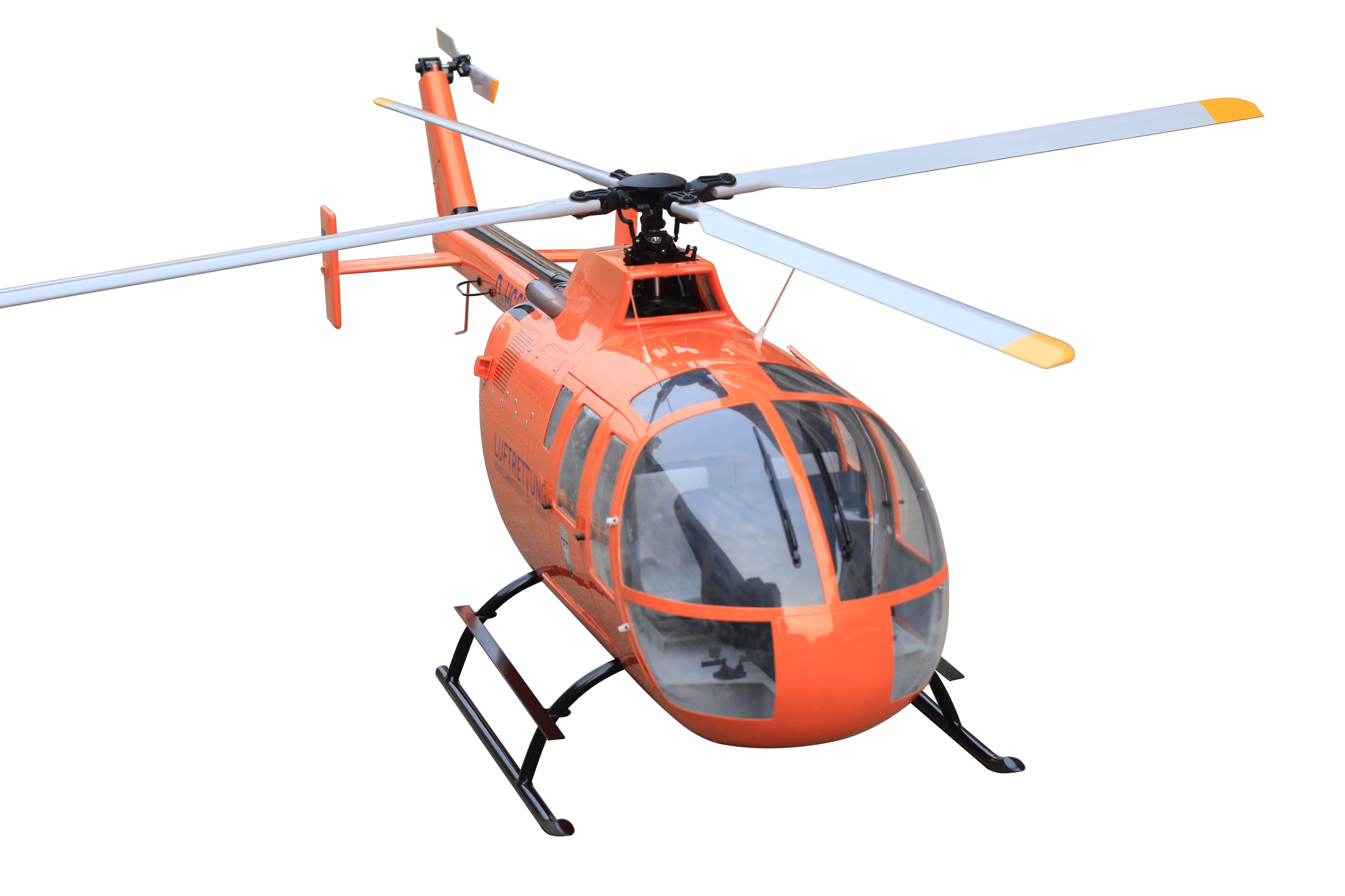 BO-105 Luftrettung Superscale 800